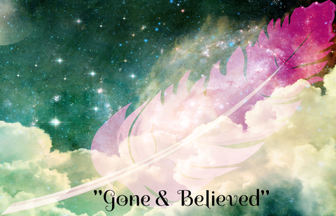 """GONE & BELIEVED"" - Phoenix Rose Essence"