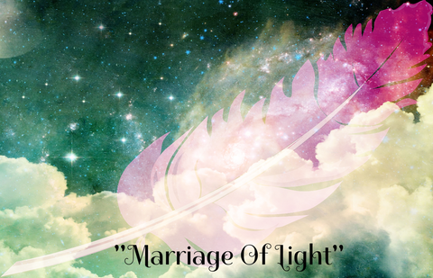 """MARRIAGE OF LIGHT"" - Phoenix Rose Essence"