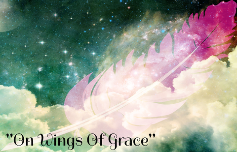 """ON WINGS OF GRACE"" - Phoenix Rose Essence Of Light"