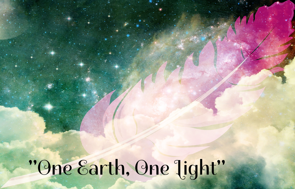 """ONE EARTH, ONE LIGHT"" - Phoenix Rose Essence"