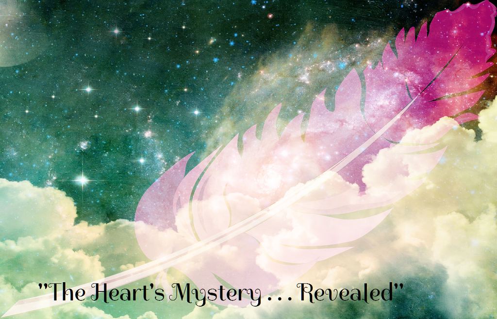 """THE HEART'S MYSTERY . . . REVEALED"" - Phoenix Rose Essence"