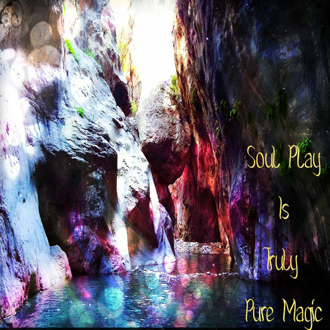 SOUL PLAY IS TRULY PURE MAGIC - Spirit*Book WeeBook (Digital Download)