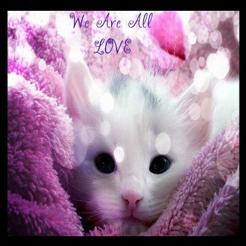 WE ARE ALL . . . LOVE - Spirit*Book WeeBook (Digital)