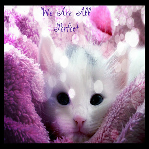 WE ARE ALL . . . PERFECT - Spirit*Book WeeBook (Digital Download)