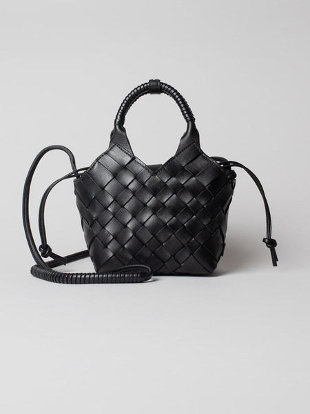 Black, w/ Leather Innerbag