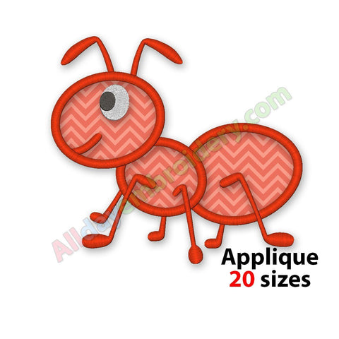 Ant Applique