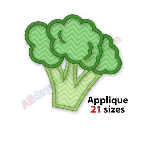 Broccoli applique