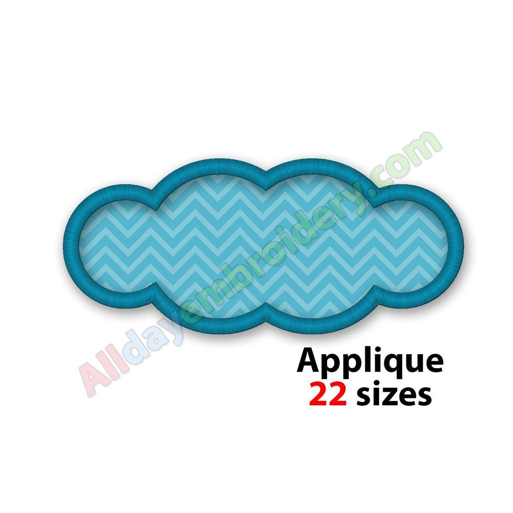 Cloud Applique