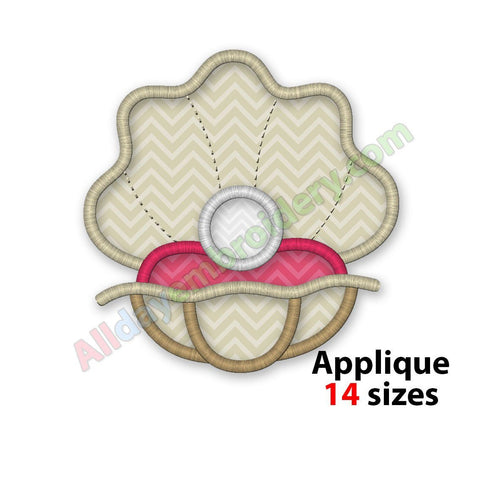 Oyster Applique