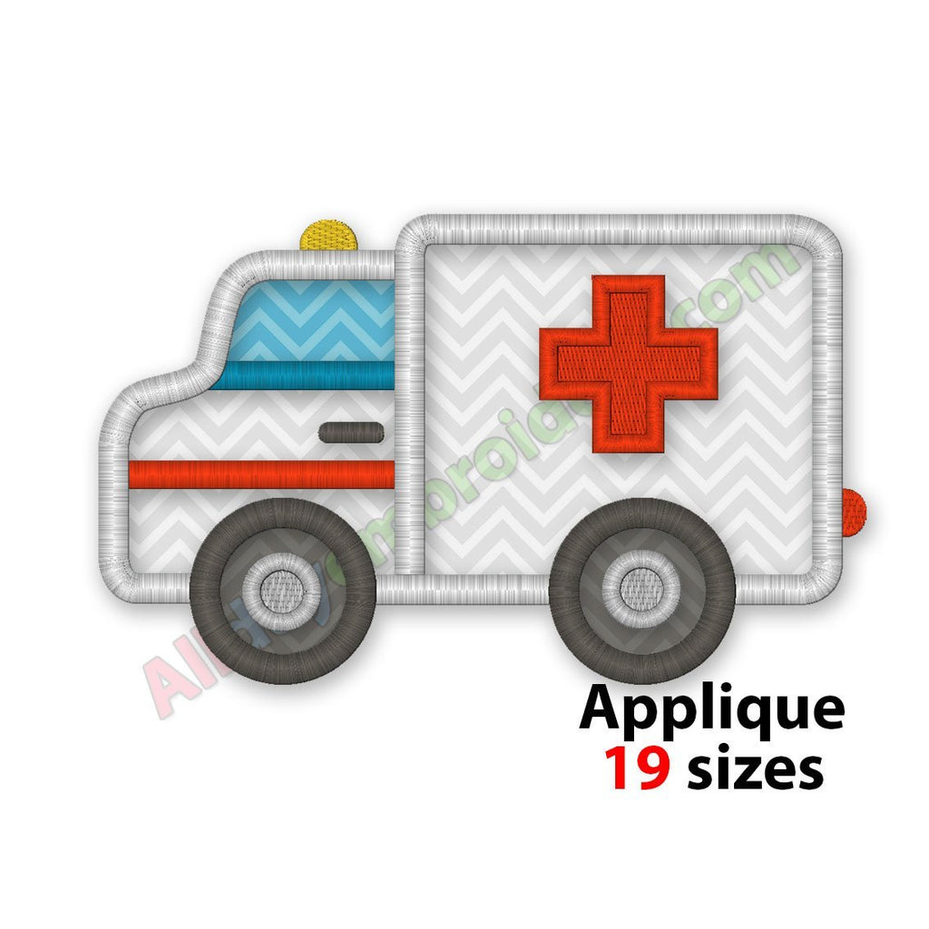 Ambulance Applique