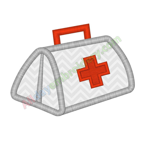 Medical bag applique