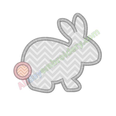 Rabbit applique