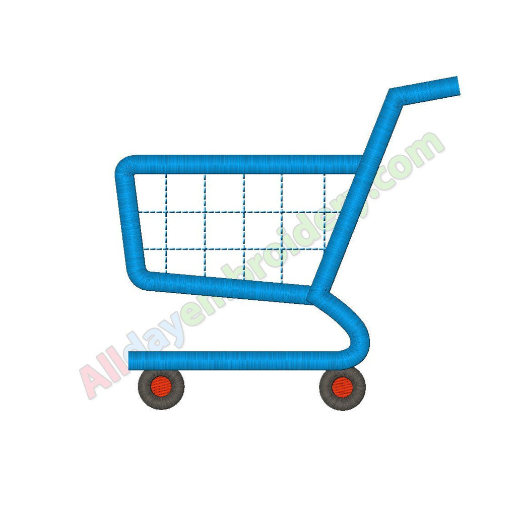 Shopping cart - Alldayembroidery.com