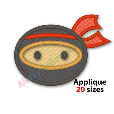 Ninja Applique