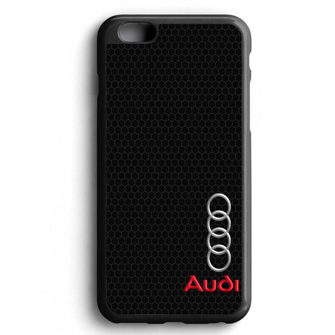 Audi Logo iPhone 6S Plus Case