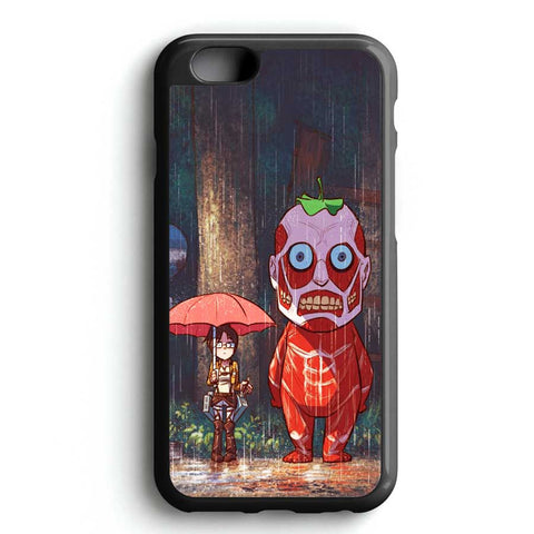 Attack On Titan Shingeki No Kyojin iPhone 6S Case