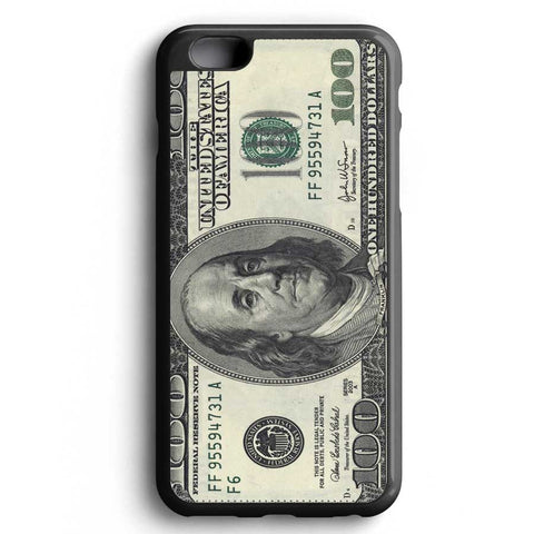 100 Dollar iPhone 6 Plus Case