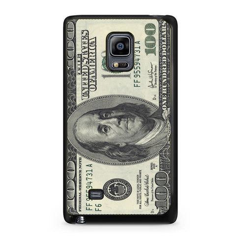 100 Dollar Samsung Galaxy Note Edge Case