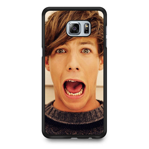 1d Louis Tomlinson Samsung Galaxy S7 Edge Case