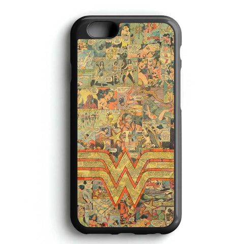 Dc Wonder Woman Collage iPhone 7 Case