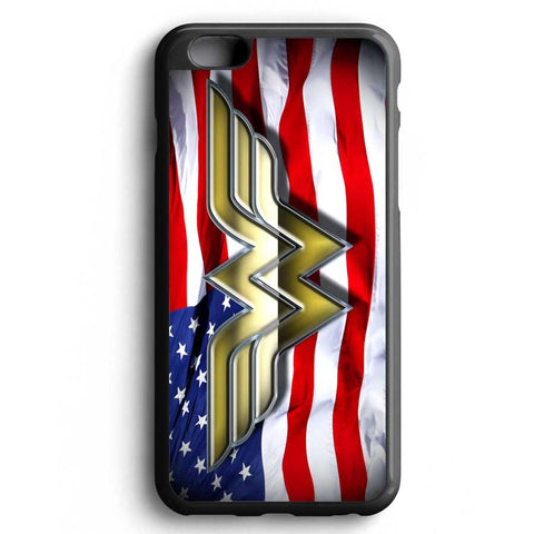 Wonder Woman iPhone 6 Plus Case