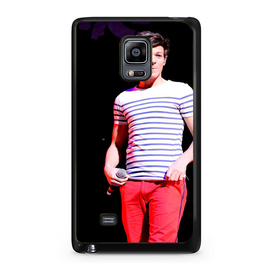 1d Louis Tomlinson Samsung Galaxy Note Edge Case