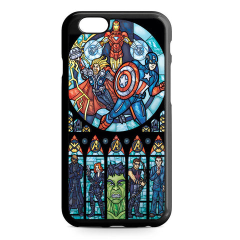 The Avengers Thor Iron Man iPhone 7