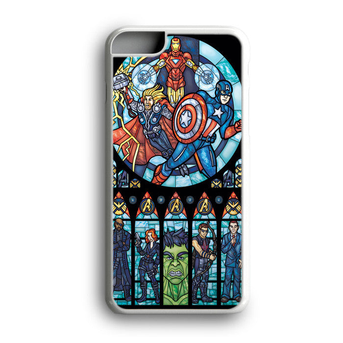 The Avengers Thor Iron Man iPhone 7 Plus