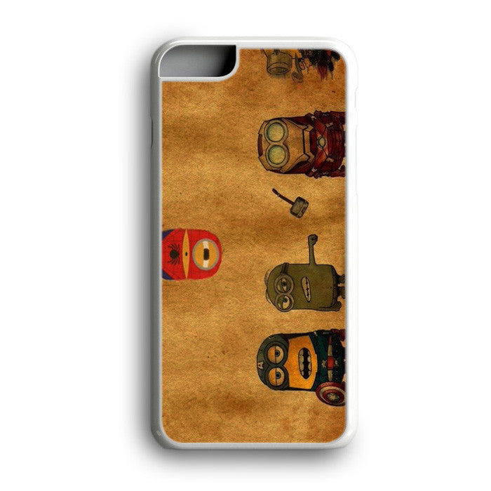 The Avengers Super Heroes Minion iPhone 7 Plus