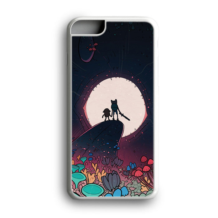 Adventure Time Finn Jake Cartoon iPhone 7 Plus