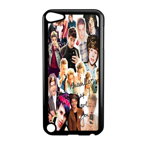 One Direction Collage Band iPod 6