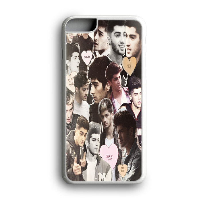 Zayn Malik Collage One Direction iPhone 7 Plus