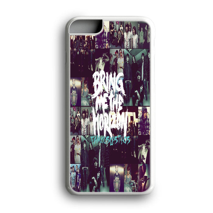 Bring Me The Horizon Collage Music Band iPhone 7 Plus