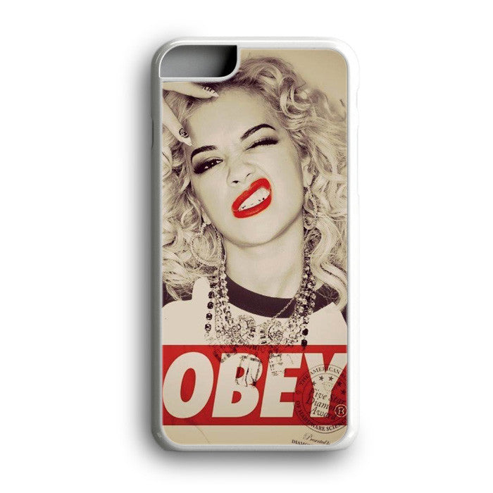 Marilyn Monroe Obey Singer Idol iPhone 7 Plus