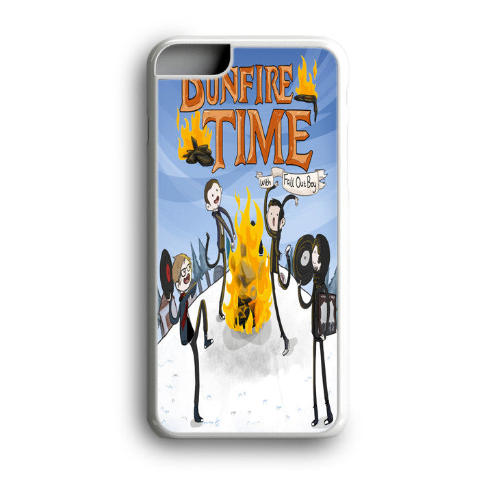 Fall Out Boy Adventure Time Music Band iPhone 7 Plus