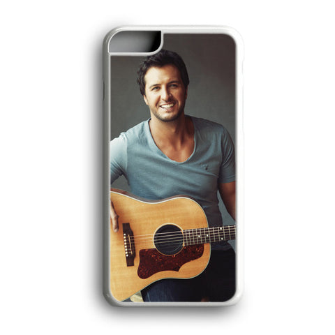 Luke Bryan Guitar Star Singer iPhone 7 Plus