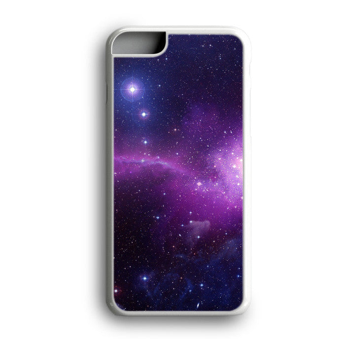 Beautiful Blue Purple Galaxy iPhone 7 Plus