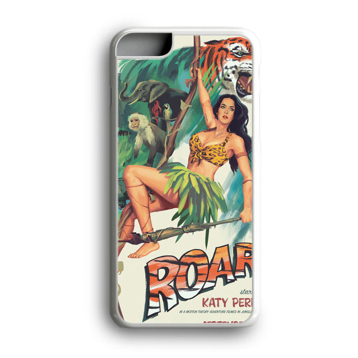 Katy Perry Roar On The Jungle Singer iPhone 7 Plus