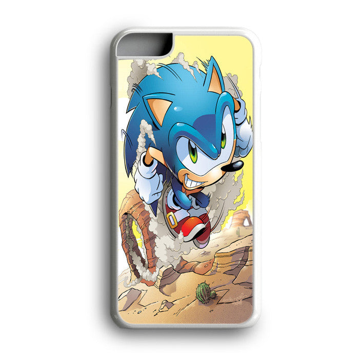 Sonic The Hedgehog iPhone 7 Plus