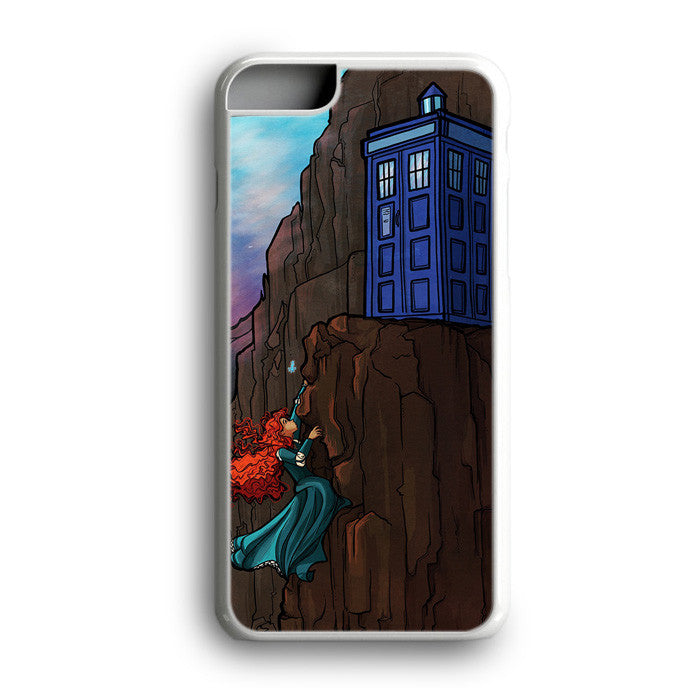 Disney Tardis Brave Princess Pixar iPhone 7 Plus