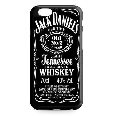 Jack Daniels Whiskey iPhone 7