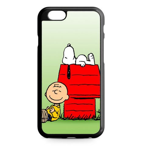 Snoopy And Peanuts Cartoon iPhone 7