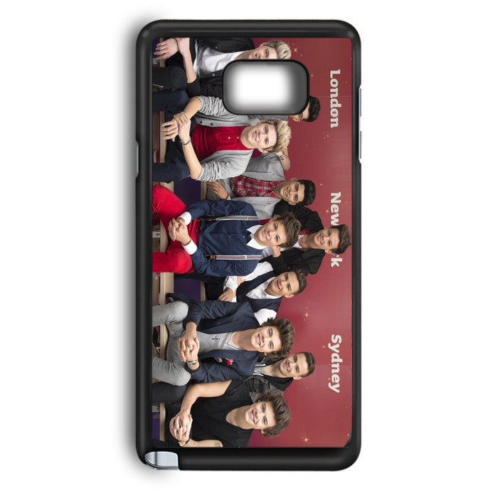 1D One Direction Samsung Galaxy Note 5