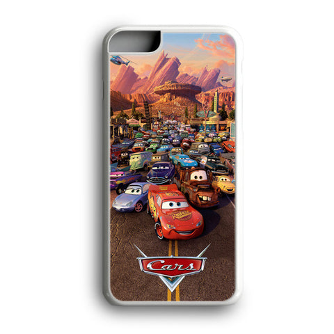 Cars Lightning Mcqueen iPhone 6S Plus