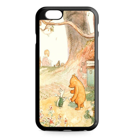 Classic Winnie The Pooh iPhone 7