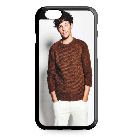 1D Louis Tomlinson One Direction Boyband iPhone 6