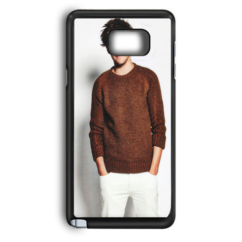 1D Louis Tomlinson One Direction Boyband Samsung Galaxy Note 5