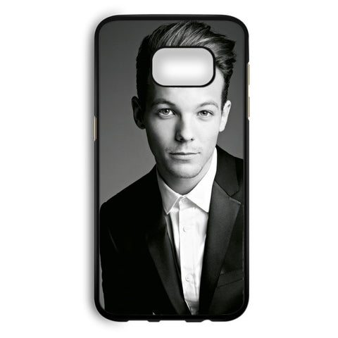1D Louis Tomlinson One Direction Samsung Galaxy S7 Edge