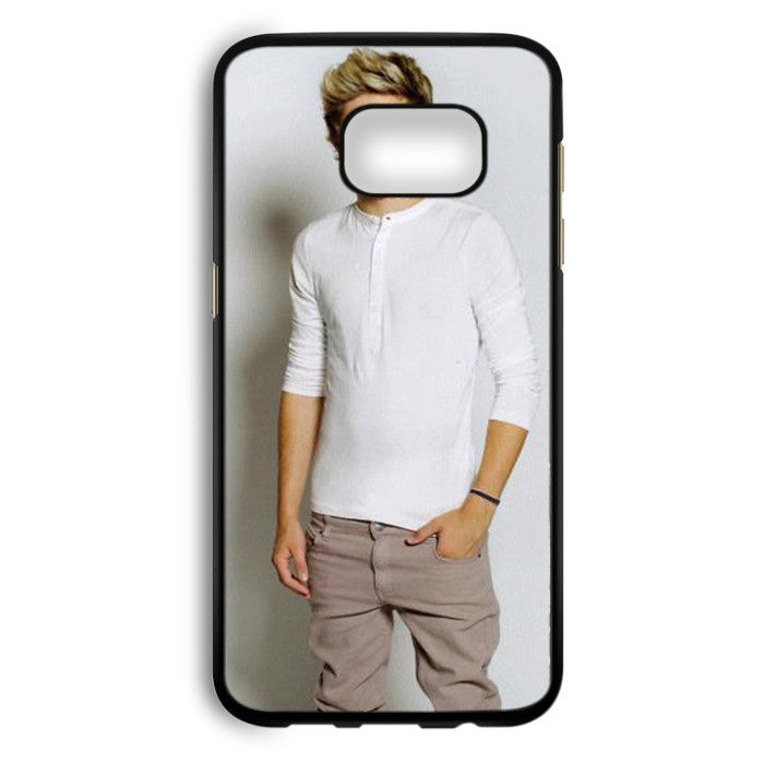 1D Niall Horan One Direction Boyband Samsung Galaxy S7 Edge