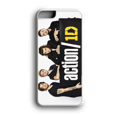 1D One Direction Action iPhone 6 Plus